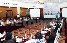 Policy dialogue to protect female guest worker rights