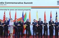 ASEAN, India pledge to accelerate ties