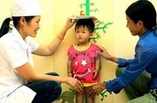 Japan helps improve nutrition for mountainous children