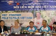 Ultra marathoners arrive in Da Nang