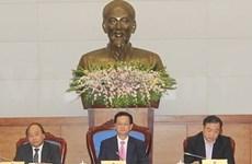 Government, localities discuss 2013 socio-economic plan