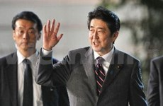 Congratulations extended to new Japanese leaders