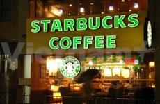 Starbucks to open 1st café in Vietnam