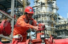 Dung Quat Oil Refinery targets 6.5 mln tonnes of products in 2013