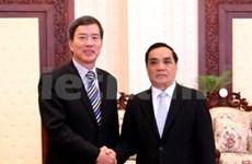 Vietnam, Laos localities seek further cooperation