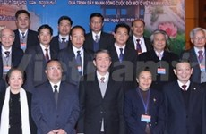 First Vietnam-Laos Party theory conference a success