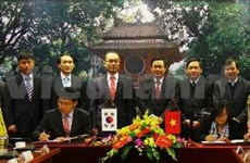 Vietnam, RoK strengthen financial cooperation