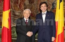 Vietnam, Belgium agree to boost ties