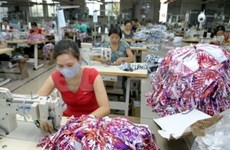 Textile and garment industry focus on key markets