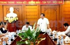 SCOV delegation visits Laos