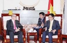 Ecuador seeks close ties with Vietnam