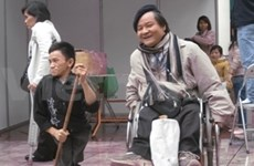 Japanese foundation helps people with disabilities