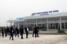 Vietnam Airlines runs HCM City-Thanh Hoa route