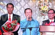 Lao Deputy PM joins OV to celebrate Tet
