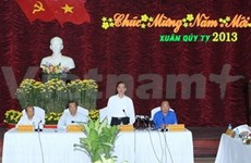 Binh Thuan asked to focus on agriculture