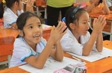 US congressmen discuss children welfare with Vietnam