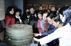 Vietnamese Buddhism heritage exhibited