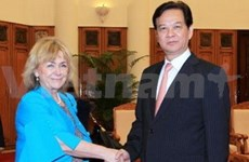 Prime Minister meets with Swedish Minister for Justice