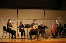 Young guitarist wins first prize in US competition