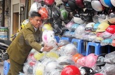 Government serious about fake helmets