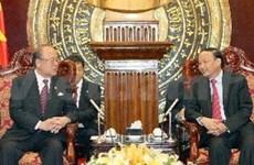 Vietnam, Japan strengthen ties