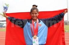 Vietnamese wins silver at Asian walking champs