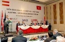 Vietnam, Austrian businesses strengthen links