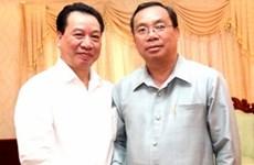 Vietnam, Laos promote theory work