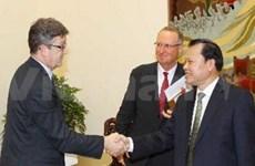 Vietnam welcomes Swiss insurer