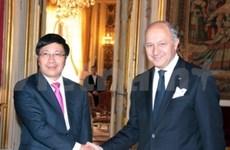 Vietnam, France look to strategic partnership