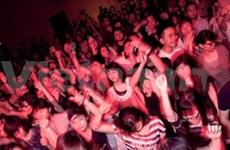 Music festival makes boundaries invisible