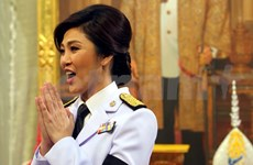 Thai PM awarded Woman of the Year 2013