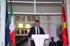 """Italian house"" in Hanoi inaugurated"