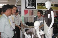 Int'l garment expo kicks off in HCM City