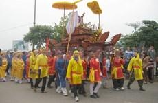 Street festival honours ancestral land
