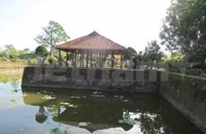 Former royal garden restored, opened to visitors