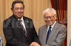 Singapore, Indonesian leaders confirm to deepen bilateral ties