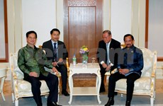 PM Dung meets with Brunei Sultan