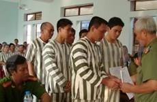 Prisoners given clemency on Reunification Day