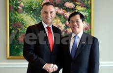 Vietnam, Australia foster trade, energy cooperation