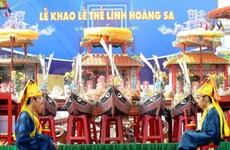 Festival for Hoang Sa sailors concludes