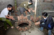 Thua Thien-Hue uses biogas for public lighting