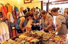 Tourists flock to Hue Craft Festival