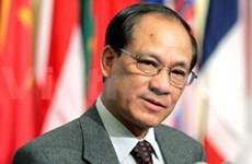 Le Luong Minh among 500 most powerful people on planet