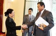 Vietnam, Sri Lanka hold political consultation