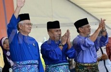 Ruling party wins Malaysia's general election