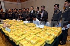 Asian countries intensify fight against drugs