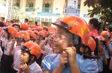 Safe-helmet documentary wins road safety accolade