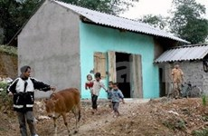 Poor households in Central Highlands to get new homes