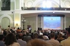 Vietnamese entrepreneurs in Russia discuss future plans